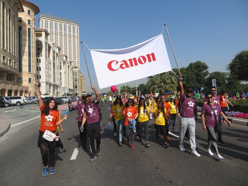 canon day of giving middle east